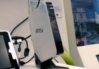 CeBIT11: MSI Wind Box DC100 ahora con AMD Fusion