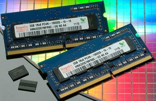 Hynix muestra sus primeros módulos DDR4 de 2400Mhz