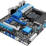 Lineup de placas ASUS AM3+ con chipset AMD 900 series