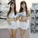 COMPUTEX11: Booth Babes para recrear la vista!