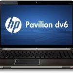 HP Pavilion DV6-6110SG con