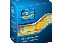 Intel Core i7-2600K y 2700K bajan levemente de precio