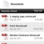 Adobe Reader 10 disponible para iOS