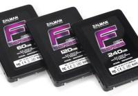 Zalman F Series, los SSD SATA 6.0Gbps más veloces del mercado