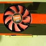 AMD Radeon HD 7770 (Cape Verde) fotografiada