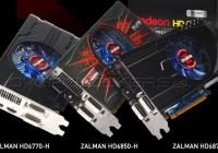Zalman entra al mercado de las tarjetas gráficas