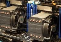 CES2012: ASUS Z9PE-D8-WS placa LGA-2011 dual-socket