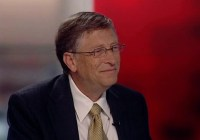 Bill Gates dice que no paga suficientes impuestos