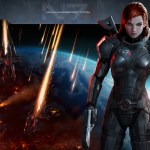 Mass Effect 3: FemShep Trailer