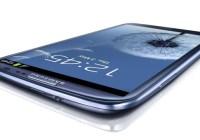 Samsung presentó oficialmente el GALAXY S III