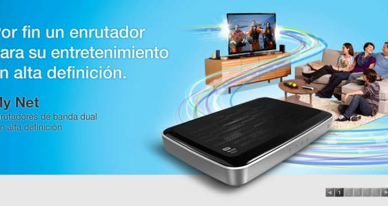 Western Digital entra al mercado de Routers Inalámbricos