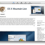 OS X 10.8 Mountain Lion Disponible