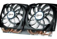 Artic presenta el Accelero Twin Turbo 690 para la GeForce GTX 690