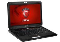 MSI GX60 notebook gamer con APU Trinity A10 y Radeon HD 7970M