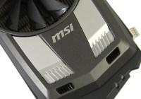 MSI GeForce GTX 650 OC Power Edition en todo su esplendor
