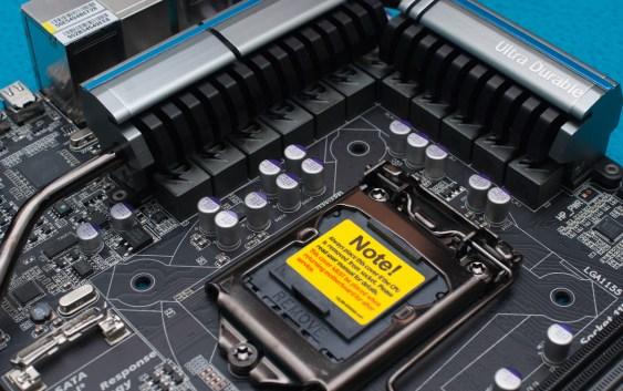 Review: Gigabyte GA-Z77X-UP5 TH