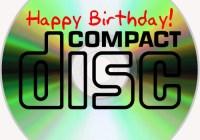 El Compact Disk (CD) cumple 30 años en el mercado