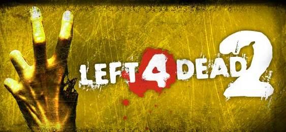 Left 4 Dead 2 gratis por el fin de semana en Steam.