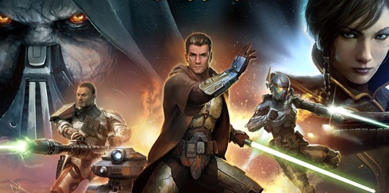 Star Wars The Old Republic sería Free to Play a partir del 15 de Noviembre.