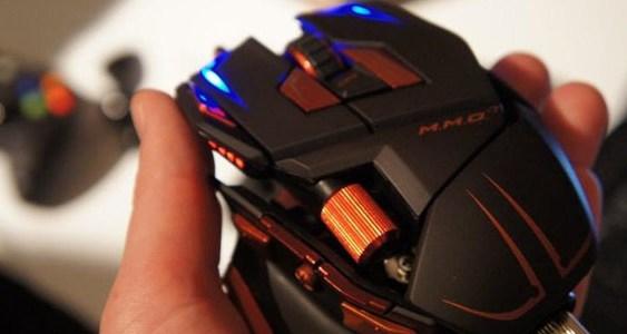 Guía: Mouse y Teclado, las armas gamers.