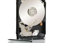 Seagate comienza el envío de su primer disco duro de 4TB con platos de 1TB