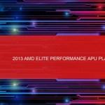 """CPTX2013: AMD lanza oficialmente sus APU AMD A-Series """"Richland"""" para equipos de escritorio"""