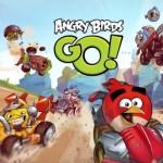 Rovio anuncia Angry Birds Go! para Android, iOS, BB10 y Windows Phone 8