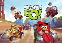Rovio anuncia Angry Birds Go! para Android, iOS, BB10 y Windows Phone 8