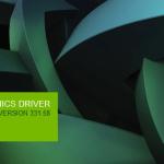 NVIDIA lanza sus controladores GeForce 331.58 WHQL