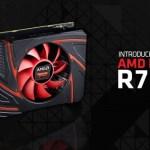 AMD anuncia la Radeon R7 260 (Bonaire Pro), dispo