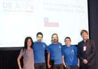 Chile obtiene el 1er lugar en TuApp.org Latinoamérica 2013