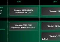 """AMD anuncia sus Opteron A1100 """"Seattle"""" basados en ARM Cortex-A57"""