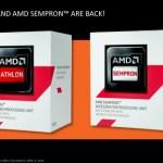 """AMD introduce sus APU Athlon y Sempron """"Kabini"""" de socket FS1b (Plataforma AM1)"""