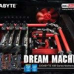 Gigabyte presenta su familia de placas madres GA-X99