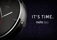 Chile: Motorola Moto 360 llegará este 15 de Marzo!