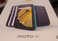Motorola nos presento el nuevo Moto E de segunda generación