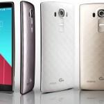 LG anuncia su nuevo tope de gama LG G4 con procesador hexa-core