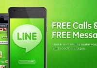 LINE: Cuanto Consumes con las Llamadas de Voz?