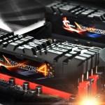 G.Skill anuncia Kit de Memorias DDR4 3666Mhz con solo 1.35V