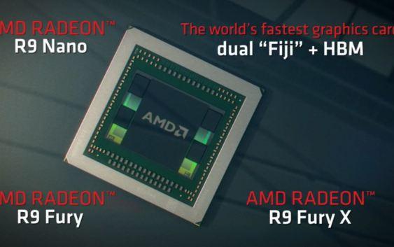 AMD anuncia oficialmente sus Radeon R9 Fury series con memorias HBM