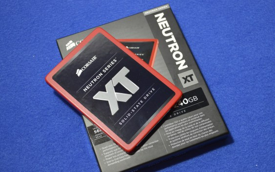 Review Corsair Neutron XT 240 GB [CSSD-N240GBXT]