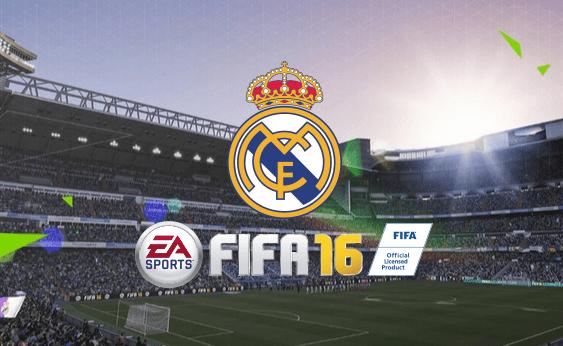 EA SPORTS firmó alianza con el Real Madrid C.F como su marca de videojuegos oficial
