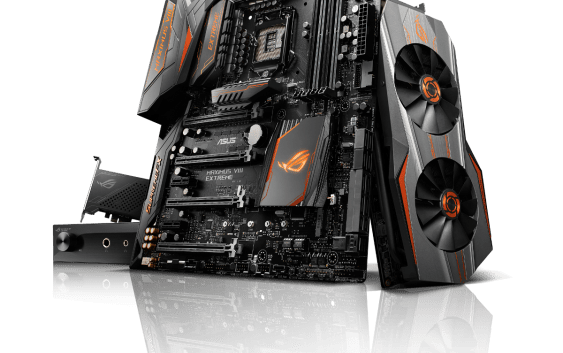 ASUS Republic of Gamers anuncia la Maximus VIII Extreme/Assembly y la Matrix GTX 980 Ti
