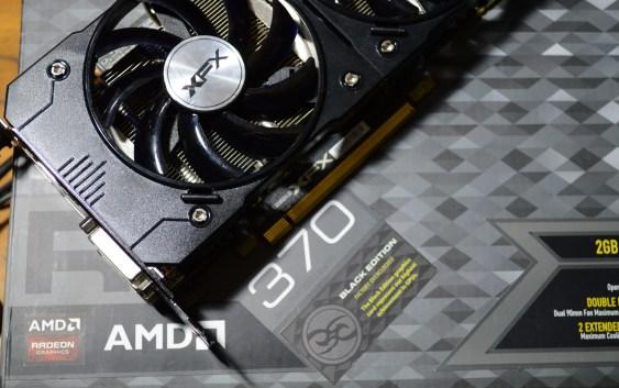 Review XFX Radeon R7 370 2GB DD OC Black Edition