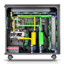 Thermaltake TT Premium Core W100 Super Tower Chassis_1