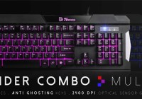 Tt eSPORTS lanza su nuevo Commander Combo Multi-Light