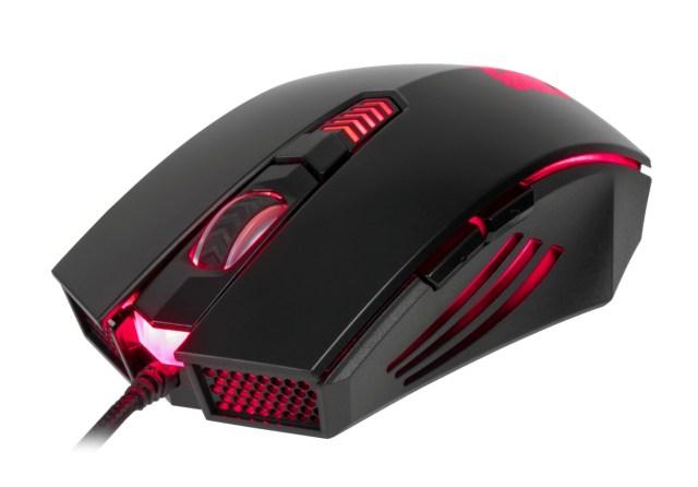 Tt eSPORTS COMMANDER COMBO (MULTILIGHT) Gaming Gear Combo_Mouse 2