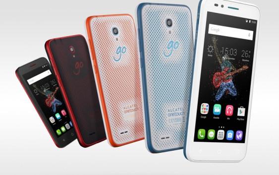 Ya está en Chile GO PLAY: el nuevo smartphone todo terreno de alcatel