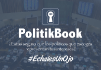 Este 14 de Mayo se realiza el lanzamiento del Crowdfunding para PolitikBook