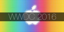 WWDC 16 / La conferencia mundial de desarrolladores de Apple comienza el 13 de junio